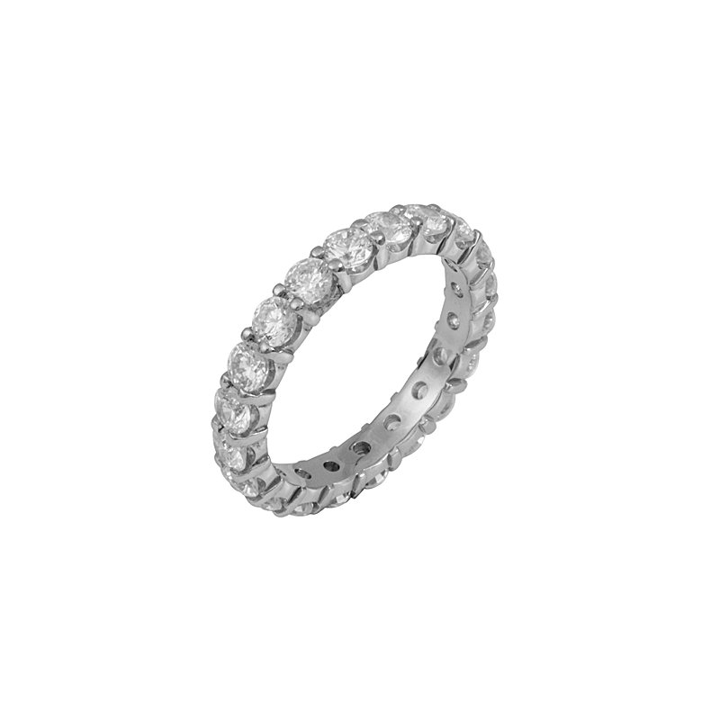 Just Perfect Diamond Eternity Band