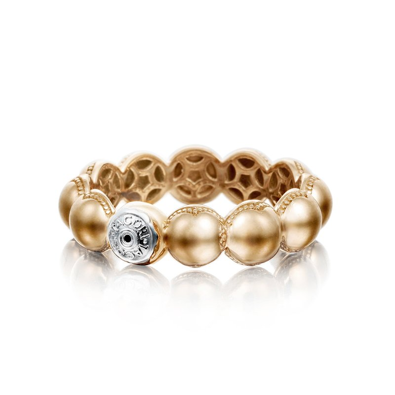 Tacori Fashion Dew Droplets Ring in Rose Gold