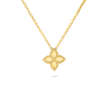 18Kt Gold Small Pendant