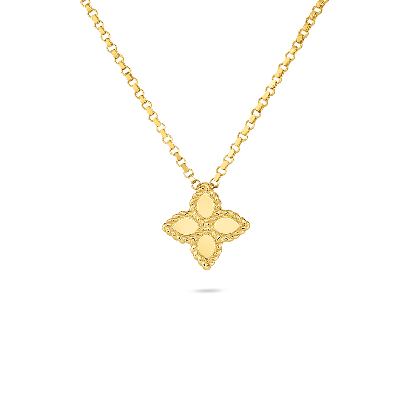 Roberto Coin 18Kt Gold Small Pendant