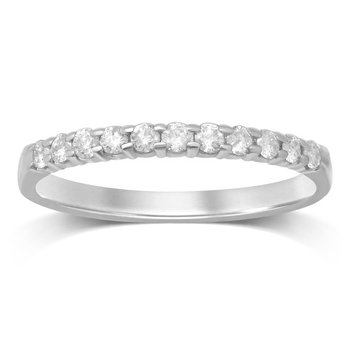14K  0.25Ct  Diamond Ladies  Band