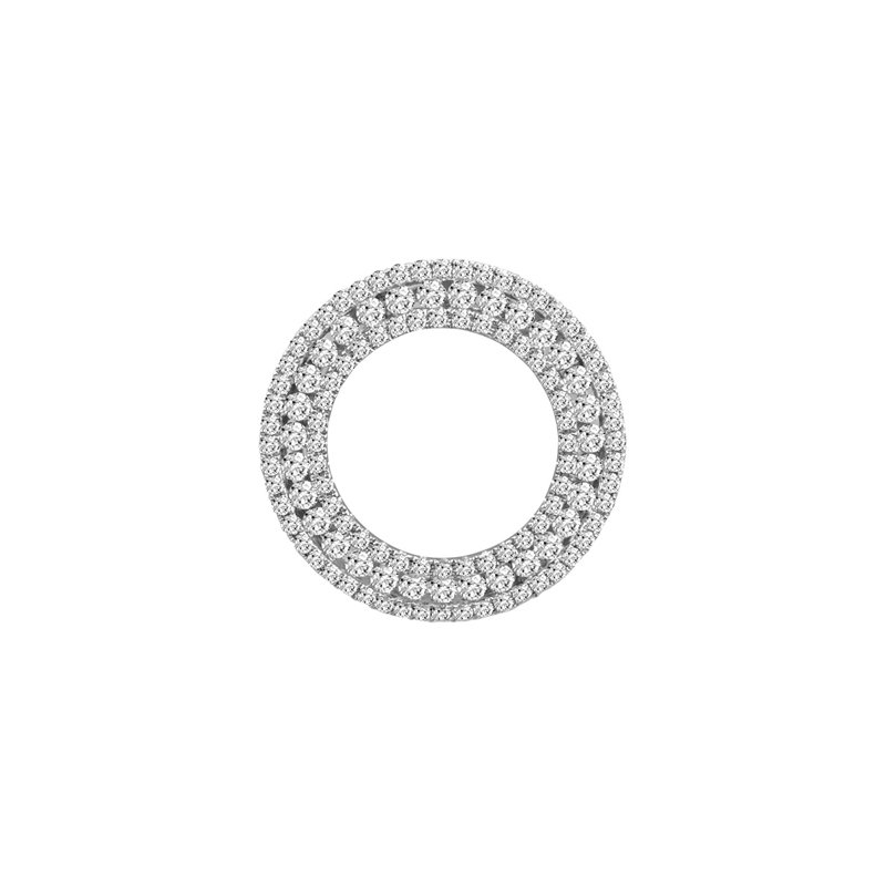S. Kashi  & Sons Diamond Circle Pendant
