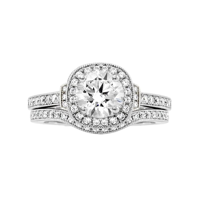 Rego Designs 134l 03 White Jewelers