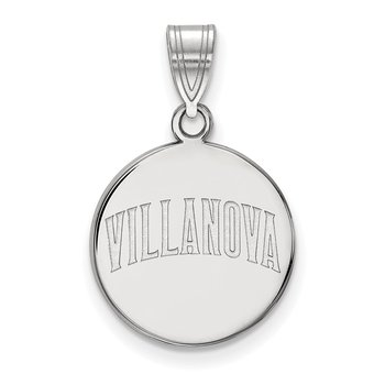 Gold Villanova University NCAA Pendant