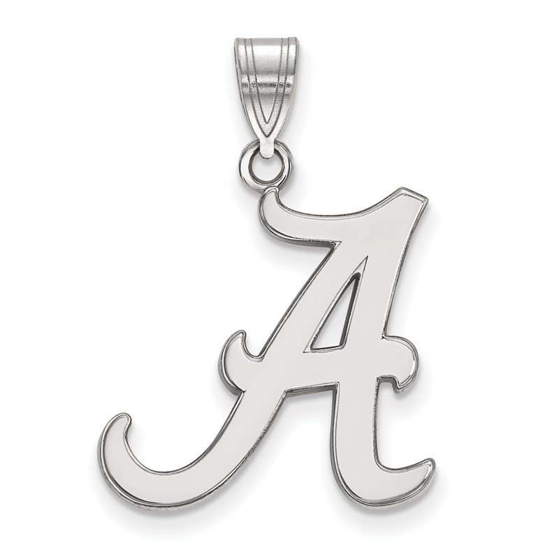 NCAA Gold University of Alabama NCAA Pendant