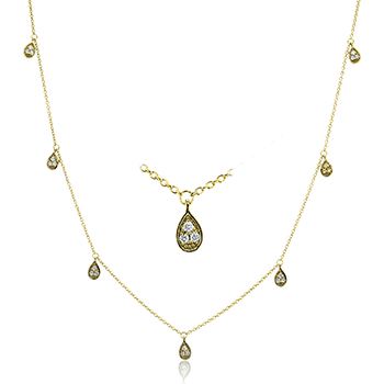 LP4646-Y NECKLACE