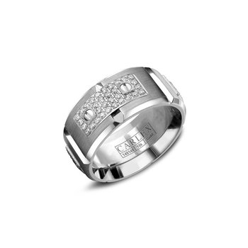 Carlex Generation 2 Ladies Fashion Ring WB-9799WW-S6