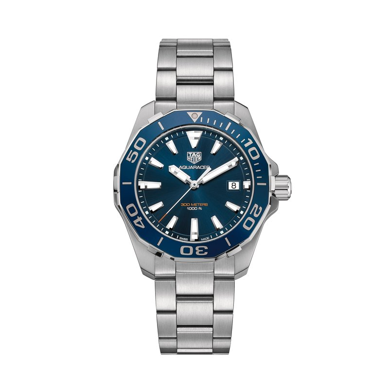 TAG Heuer Aquaracer 300M Aluminum Bezel Quartz Watch