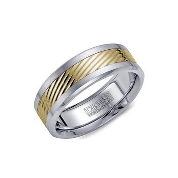 Torque Men's Fashion Ring CW015MY75