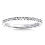 Valina Wedding Band (0.135ct. tw.)