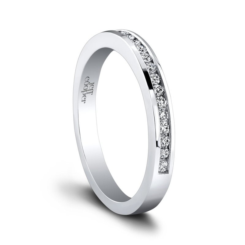 Jeff Cooper Elyse Wedding Band