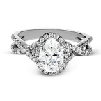 Simon G TR636 ENGAGEMENT RING