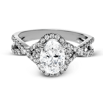 TR636 ENGAGEMENT RING