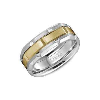Carlex Generation 1 Mens Ring CX1-0002YW-S