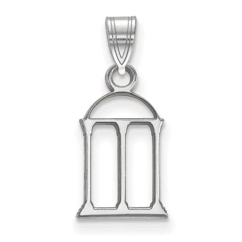 NCAA Sterling Silver University of Georgia NCAA Pendant