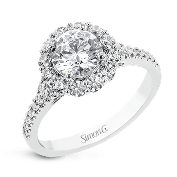 LR2696 ENGAGEMENT RING