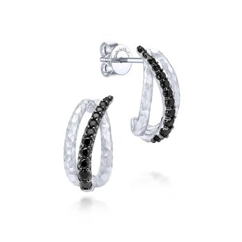 925 Silver BS Earrings