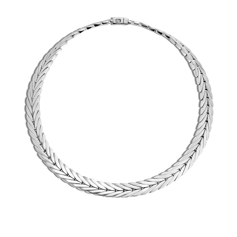 JOHN HARDY Modern Chain 11MM Necklace in Silver