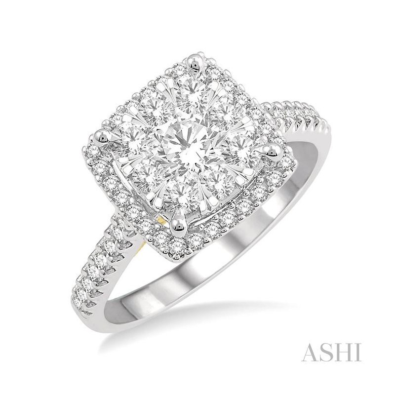 Crocker's Collection lovebright essential diamond ring