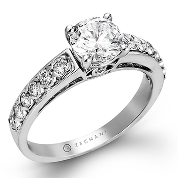 ZR419 ENGAGEMENT RING