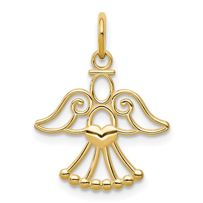 Quality Gold 14k Angel Charm