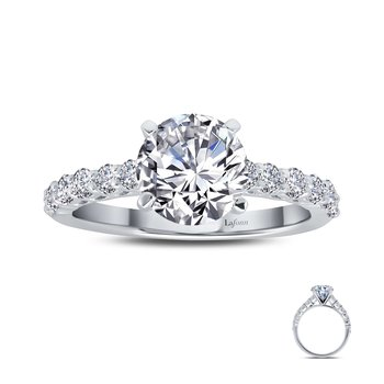 2.52 CTW Solitaire Engagement Ring