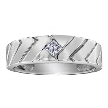 I am Canadian™ Diamond Gents Ring