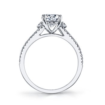 25125 Diamond Engagement Ring 0.22 ct tw