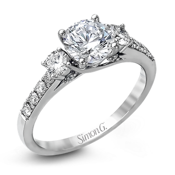 DR231-D ENGAGEMENT RING