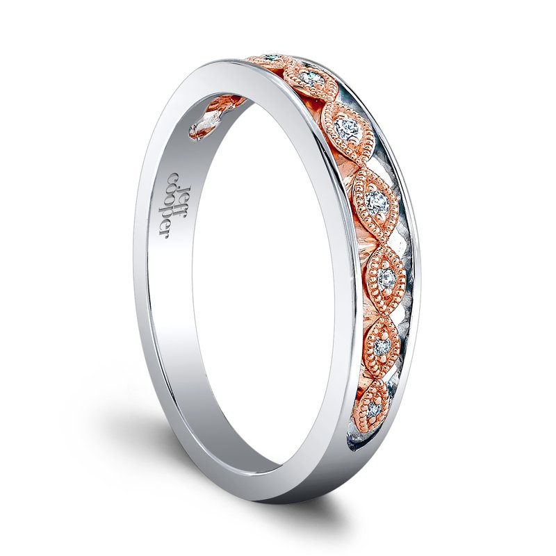 Jeff Cooper Larissa Wedding Band