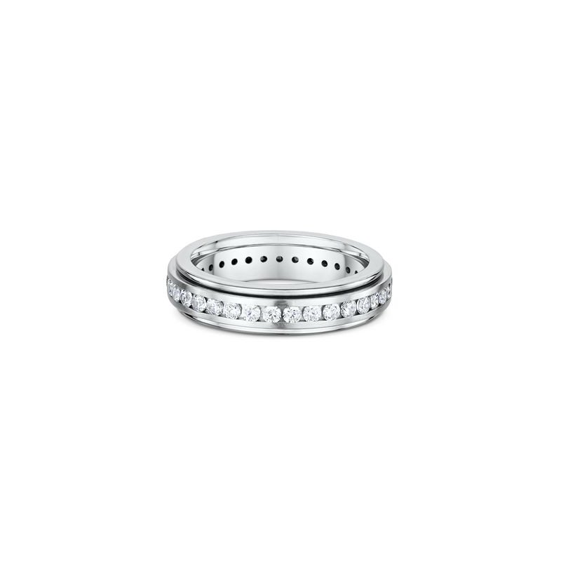 Dora Wedding Rings 196A01