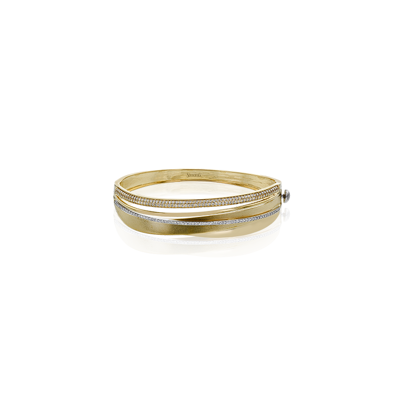 Simon G LB2294-Y BANGLE