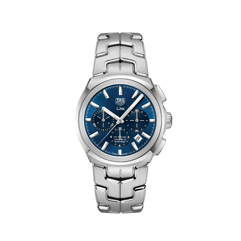 Tag Heuer Link Calibre 17 Automatic Chronograph