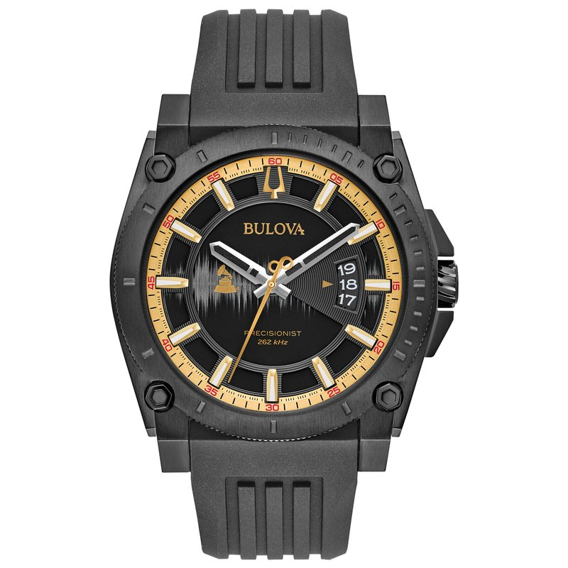 Bulova Precisionist Collection Mens Watch
