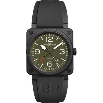 BR 03-92 Military Type Ceramic