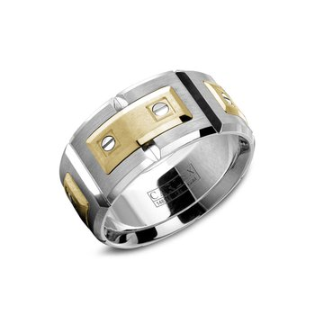 Carlex Generation 2 Mens Ring WB-9850YW
