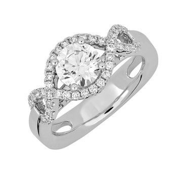 Bridal Ring-RE13288WR10R