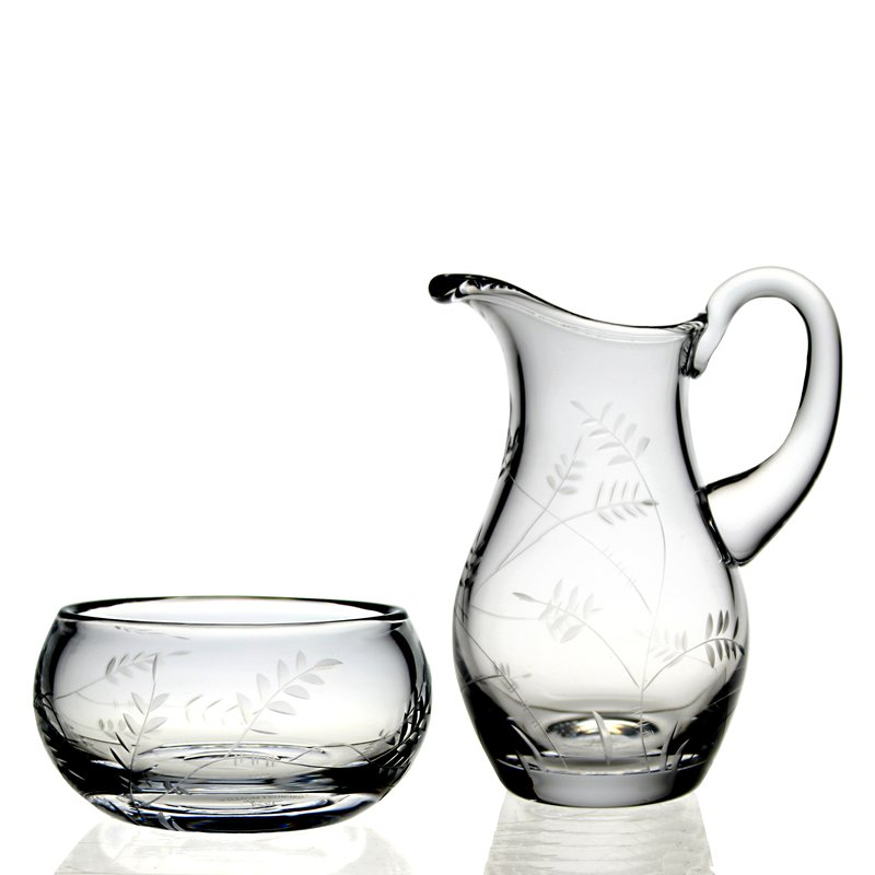 William Yeoward Wisteria Sugar & Cream Set