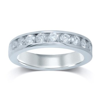 14K 1.00Ct Diamond Ladies Ba