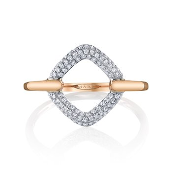 MARS 26804 Fashion Ring, 0.23 Ctw.