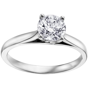 Diamond Ladies Solitaire