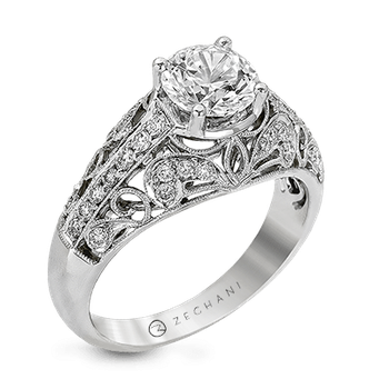 ZR160 ENGAGEMENT RING