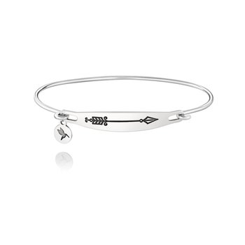 Arrow ID Bangle, M/L