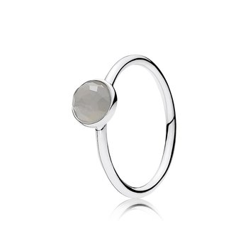 June Droplet, Grey Moonstone