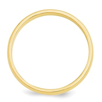 10KY 3mm Half Round Band Size 10