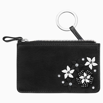 Mazy Key Case, Black