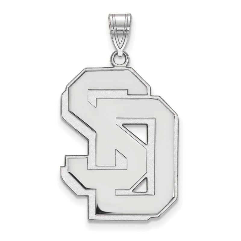 NCAA Gold University of South Dakota NCAA Pendant