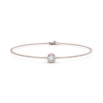The Forevermark Tribute™ Collection Diamond Chain Bracelet