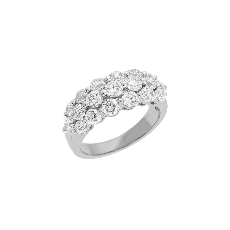 Briana White Gold Diamond Ring