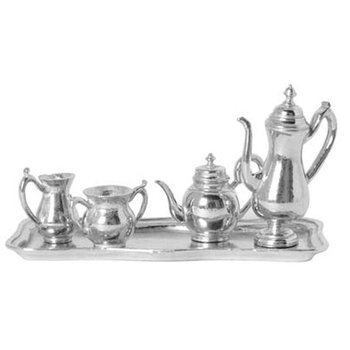 Miniature Tea and Coffee Set
